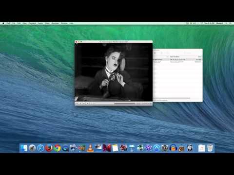 VLC Freeze Frame